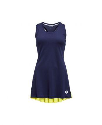 Bjorn Borg Women's Tennis Outfits – Tess Dress Peacoat