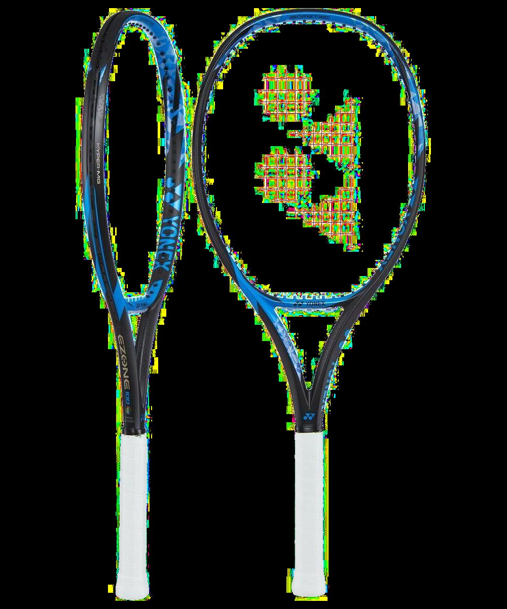Yonex Ezone 100L Tennis Racket (blue) from Tennis Shop