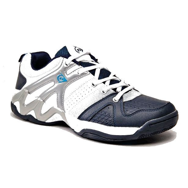 Dunlop Tennis Shoes – Swift White & Blue