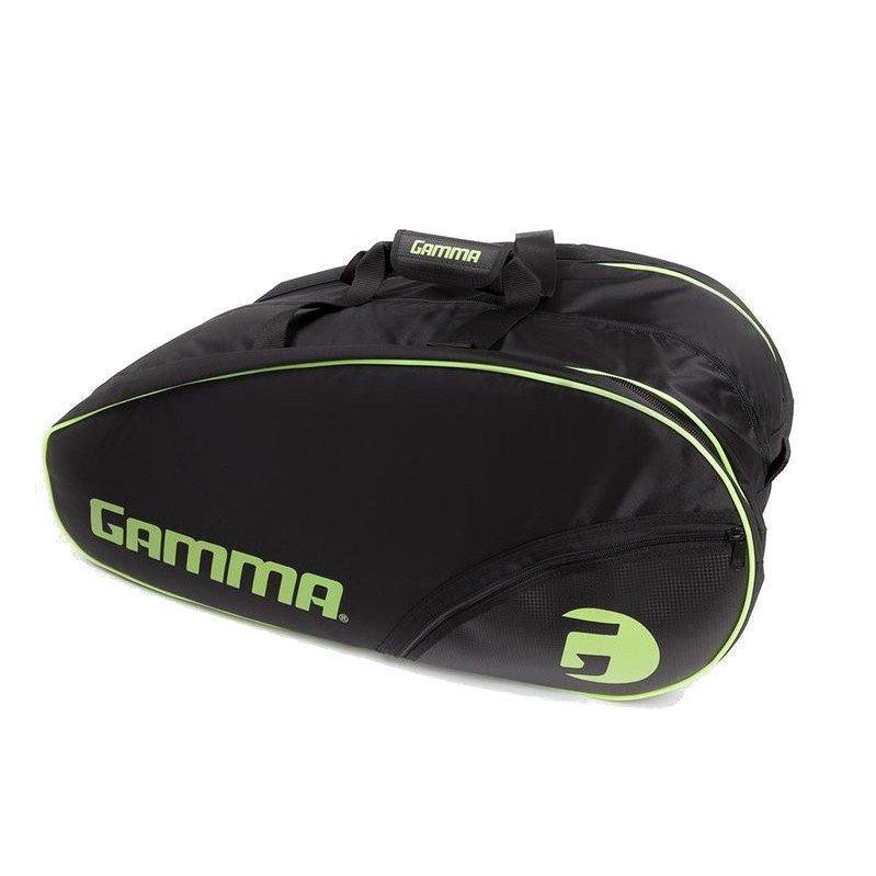 Gamma Tennis Bag – Carbon 15-Tour