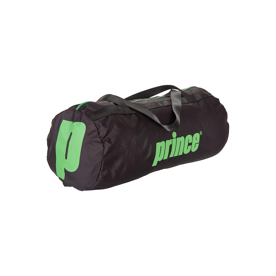 Prince Tennis Bag – Tour Circle Duffle (black & green)