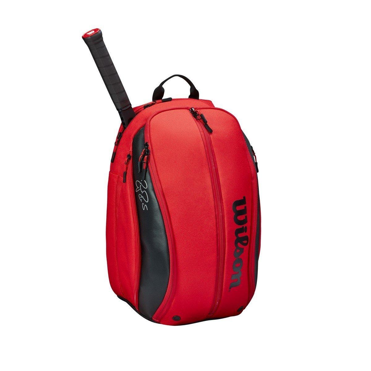 Tennis Backpack – Wilson Roger Federer DNA