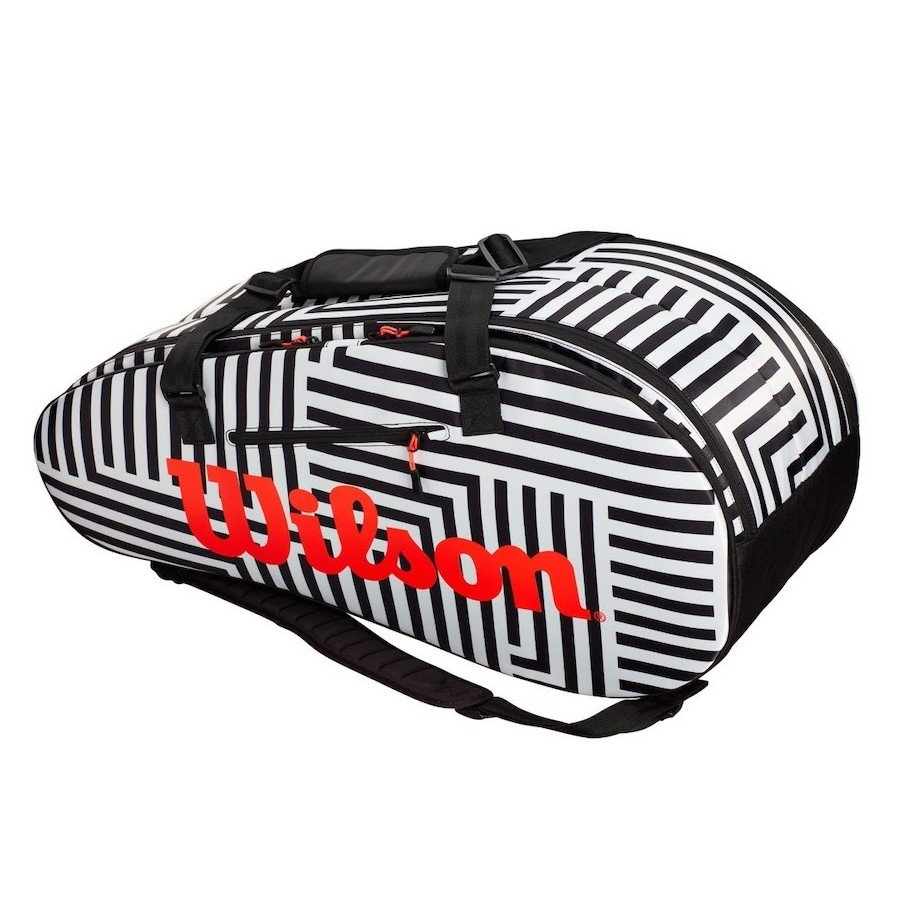Tennis Bag – Wilson Super Tour 2 Compartments Bold Edition
