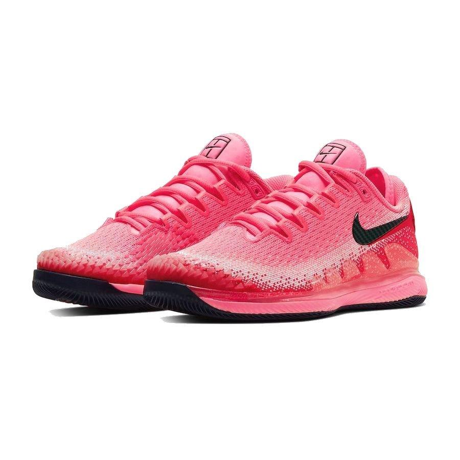 Tennis Shoe Brands – NikeCourt Air Zoom Vapor X Knit (Women)