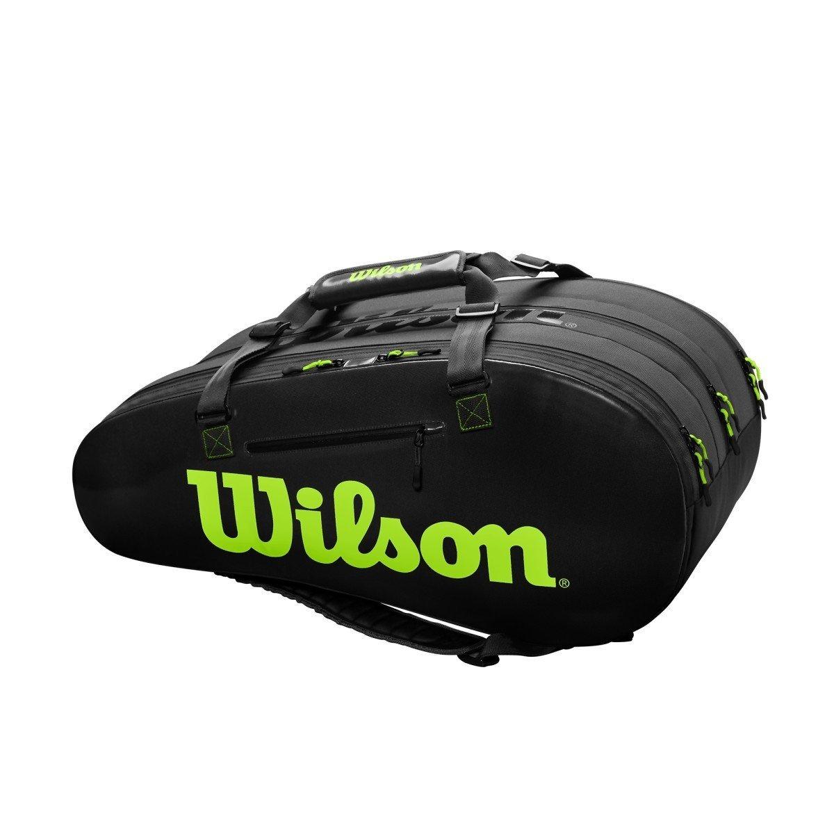 Wilson Tennis Bag – Super Tour 3-Compartment Bag