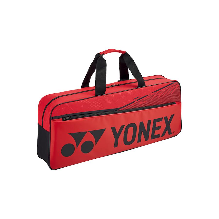 Yonex Tennis Bag – TEAM TOURNAMENT (red)