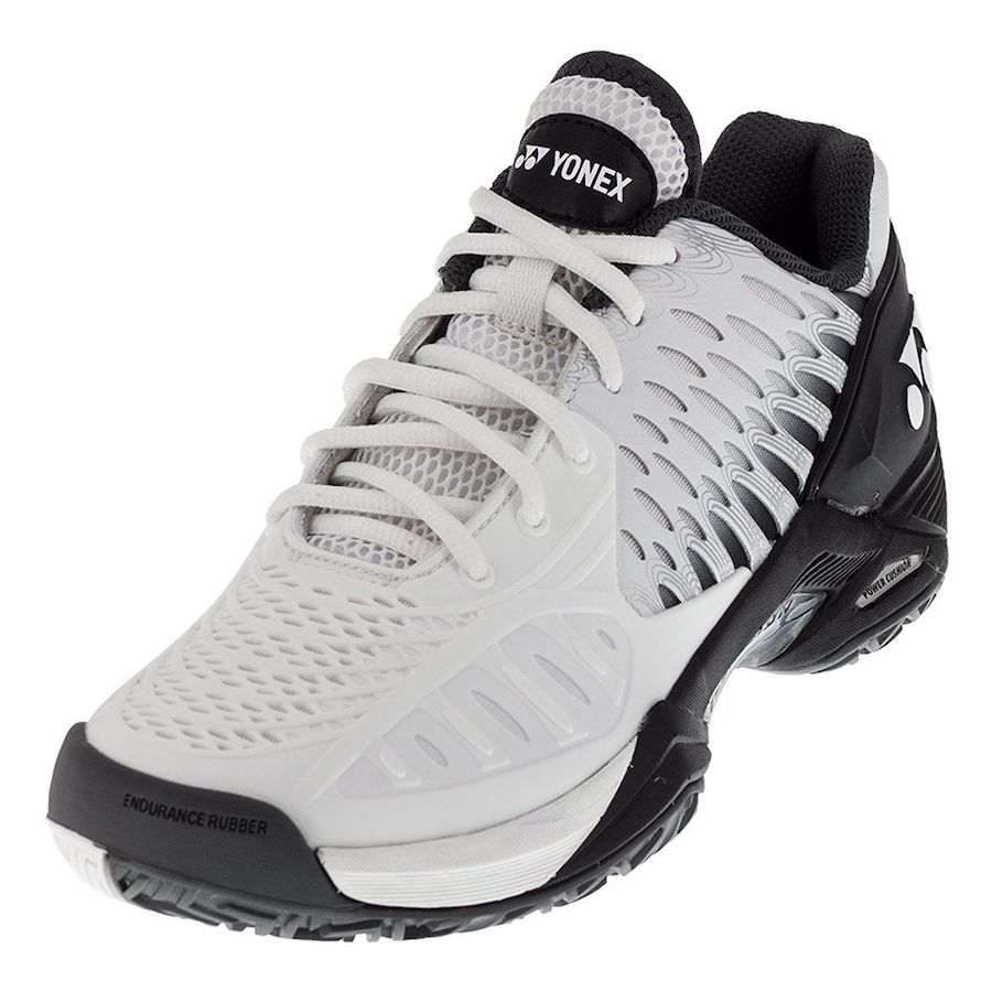 Yonex Tennis Shoes – Power Cushion Eclipsion (White-Black)