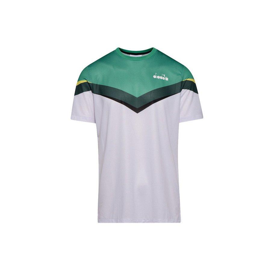 Diadora Tennis Outfits – T-SHIRT CLAY