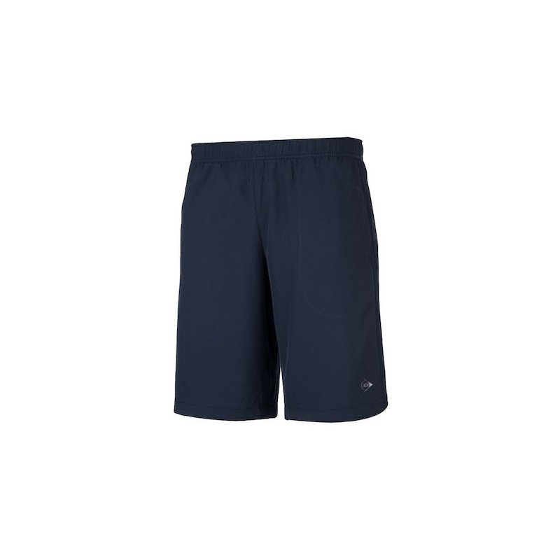 Dunlop Tennis Apparel – MEN'S WOVEN SHORT – CLUB LINE (navy)