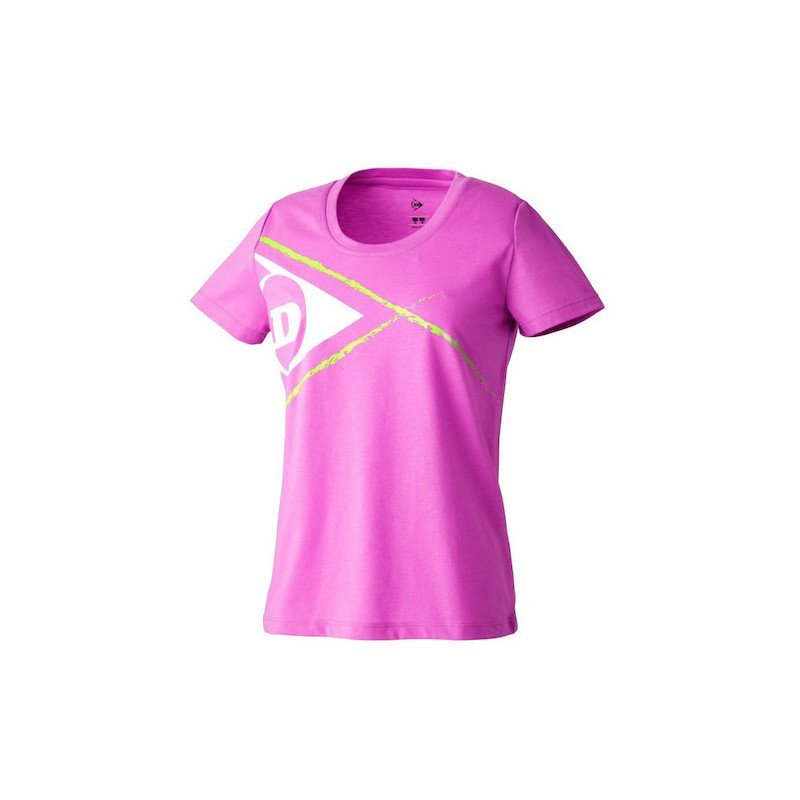 Dunlop Tennis Clothing – T1 WOMEN'S CLUB TEE