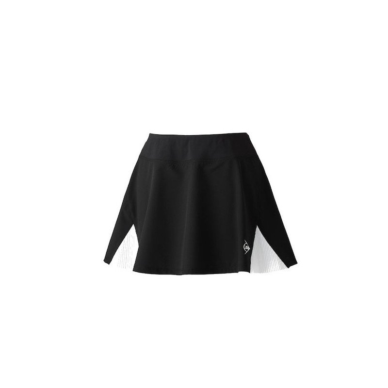 Dunlop Tennis Clothing – WOMEN'S GAME SKORT (Black)