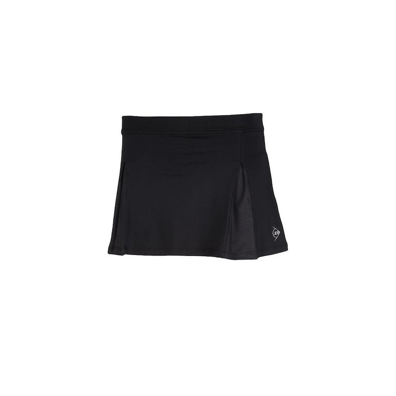 Dunlop Tennis Clothing – WOMEN'S SKIRT CLUB LINE (Black)