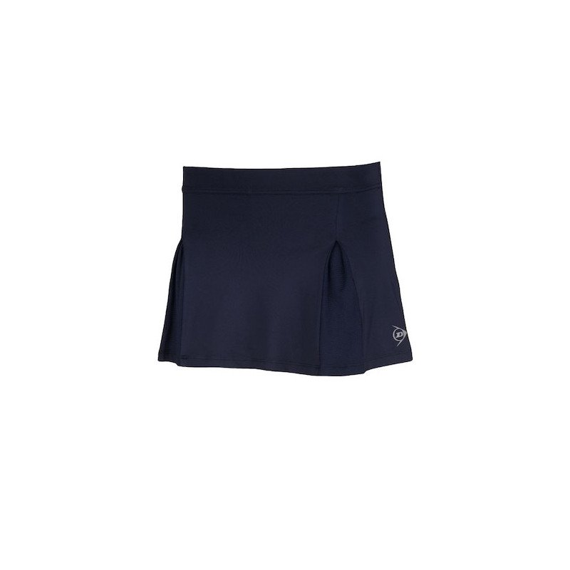 Dunlop Tennis Clothing – WOMEN'S SKIRT CLUB LINE (Navy)