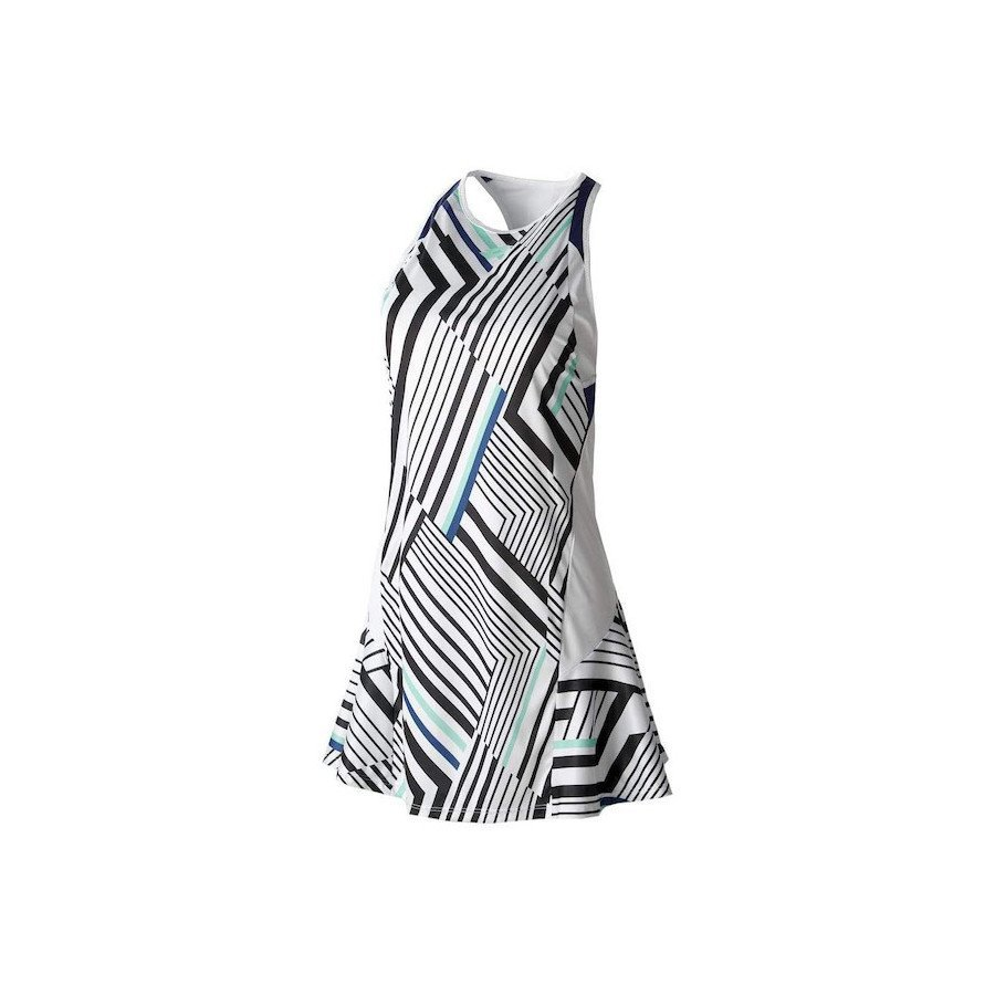 Lotto Tennis Outfits – Top Ten II PL Printed Tennis Dress