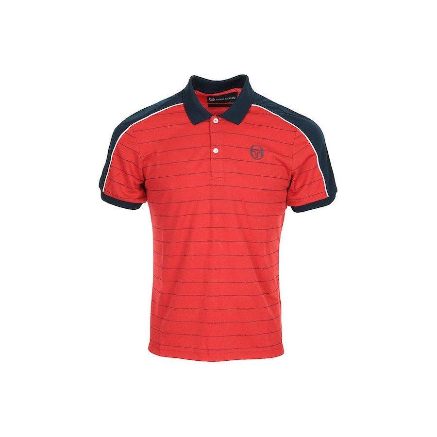 Sergio Tacchini Men's Tennis Outfits – Fundi Polo Shirt