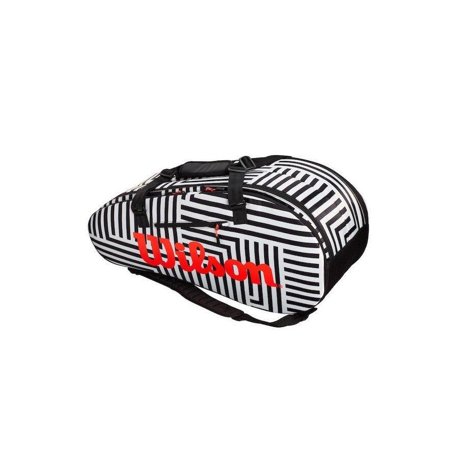 Wilson Tennis Bag – Super Tour 2 Compartments (Large) Bold Edition