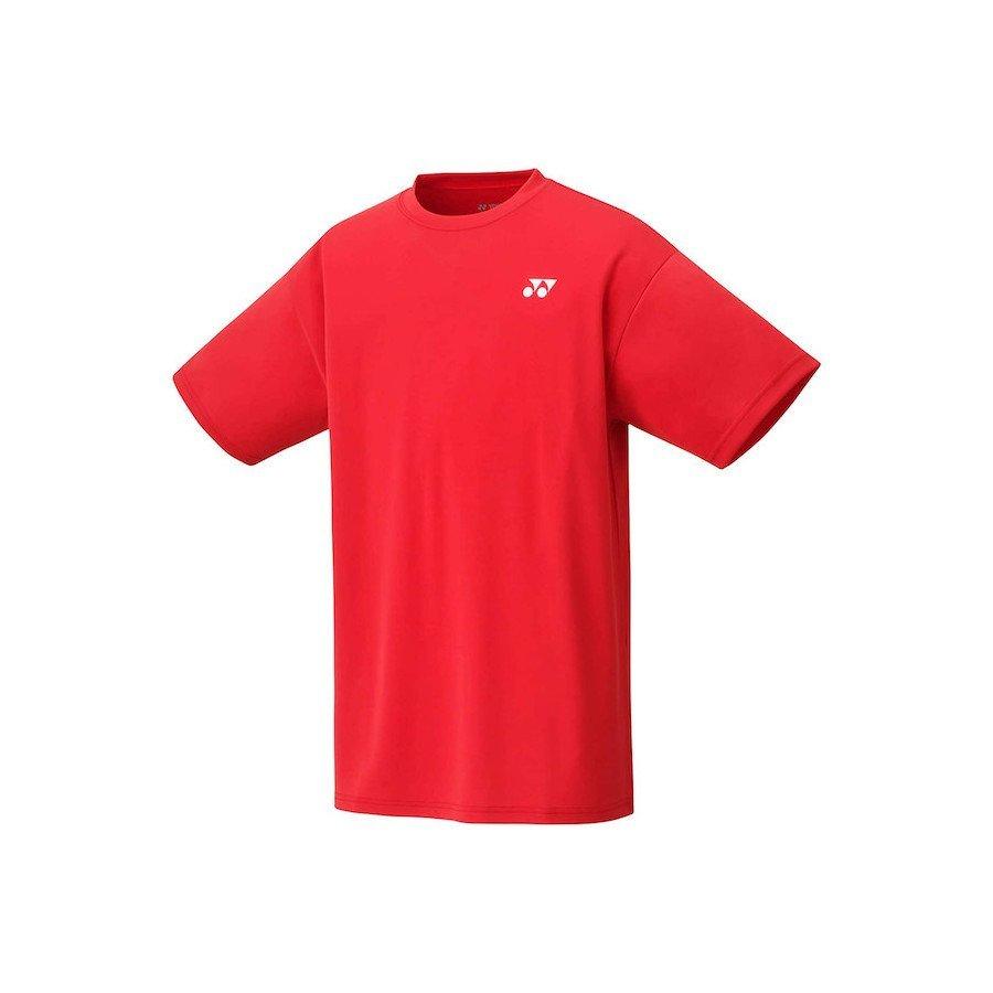 Yonex Tennis Apparel – Men's Tennis T-shirt (red)