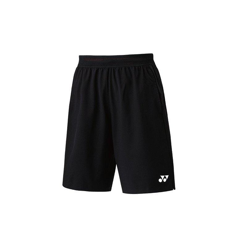 Yonex Tennis Apparel – Men's Tournament Tennis Short (black)