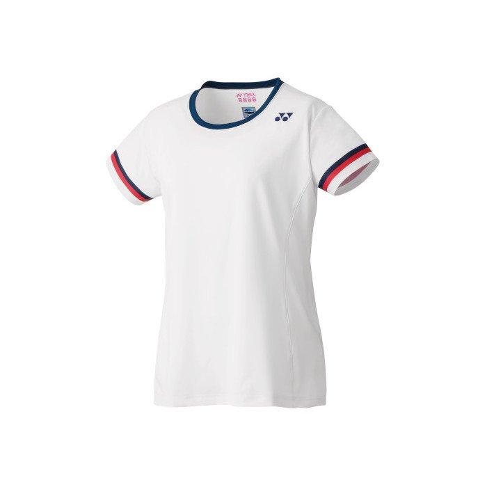 Yonex Tennis Clothing – Women's Crew Neck Shirt (white)