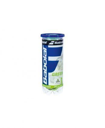 Babolat Tennis Accessories – Green Tennis Balls (3)