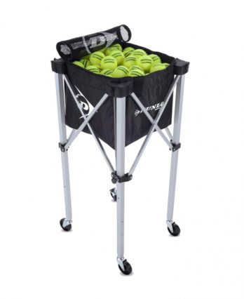Dunlop Tennis Accessories – Foldable Teaching Cart (144 Ball)