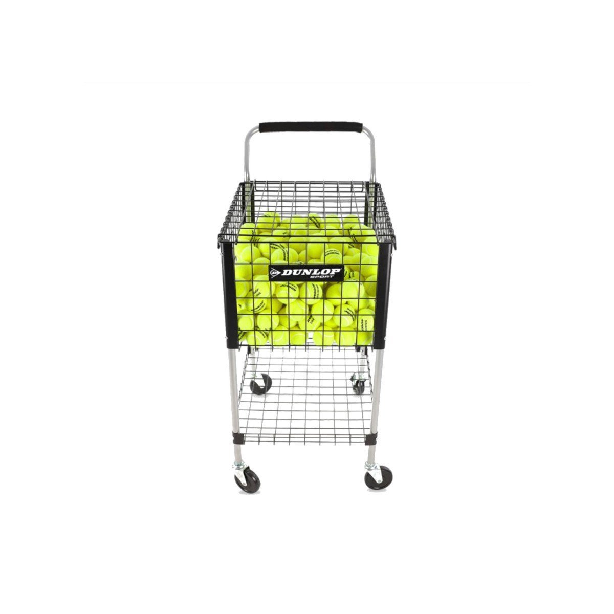 Dunlop Tennis Accessories – Metal Teaching Cart (325 Balls)