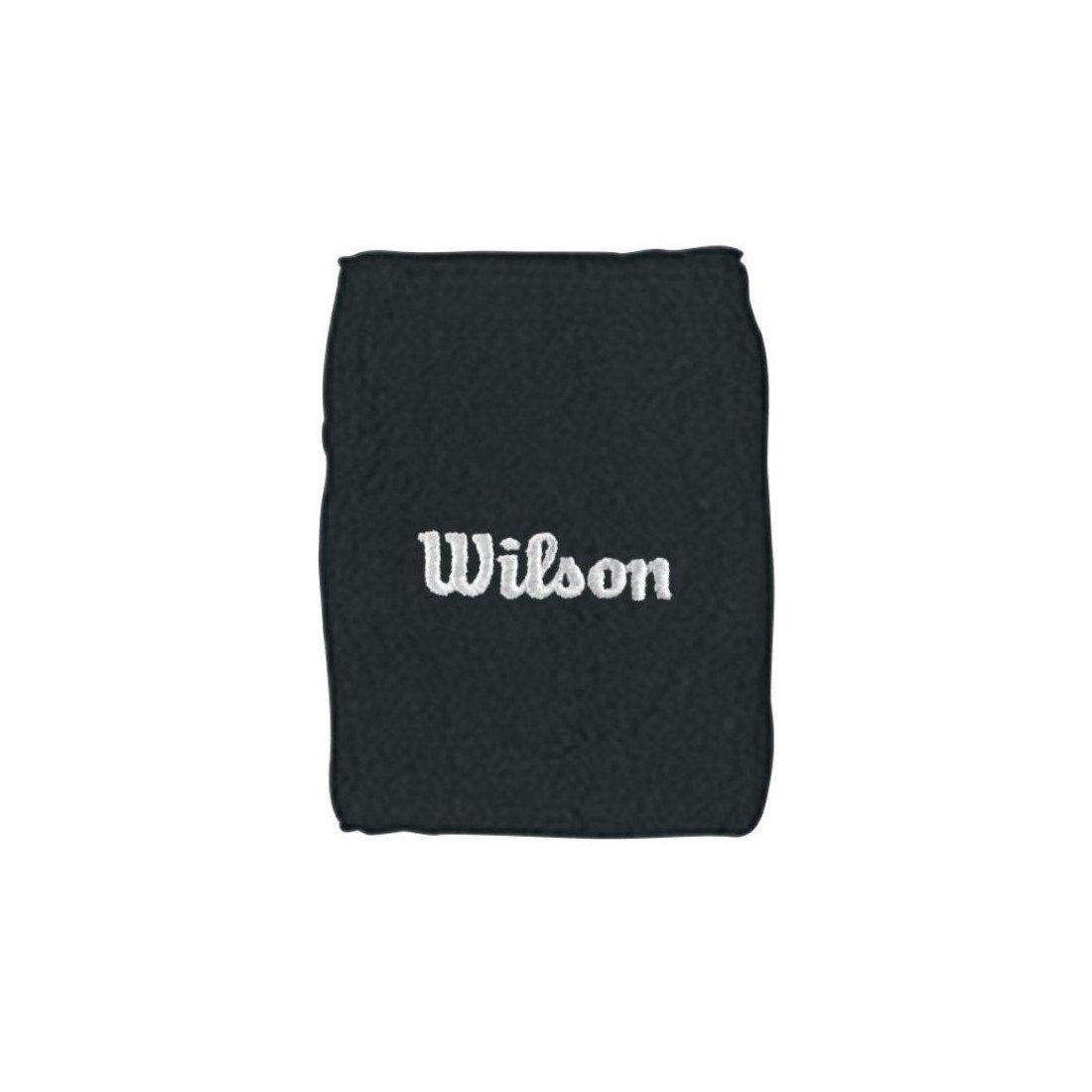 Wilson Tennis Accessories – Double Wristband (black)