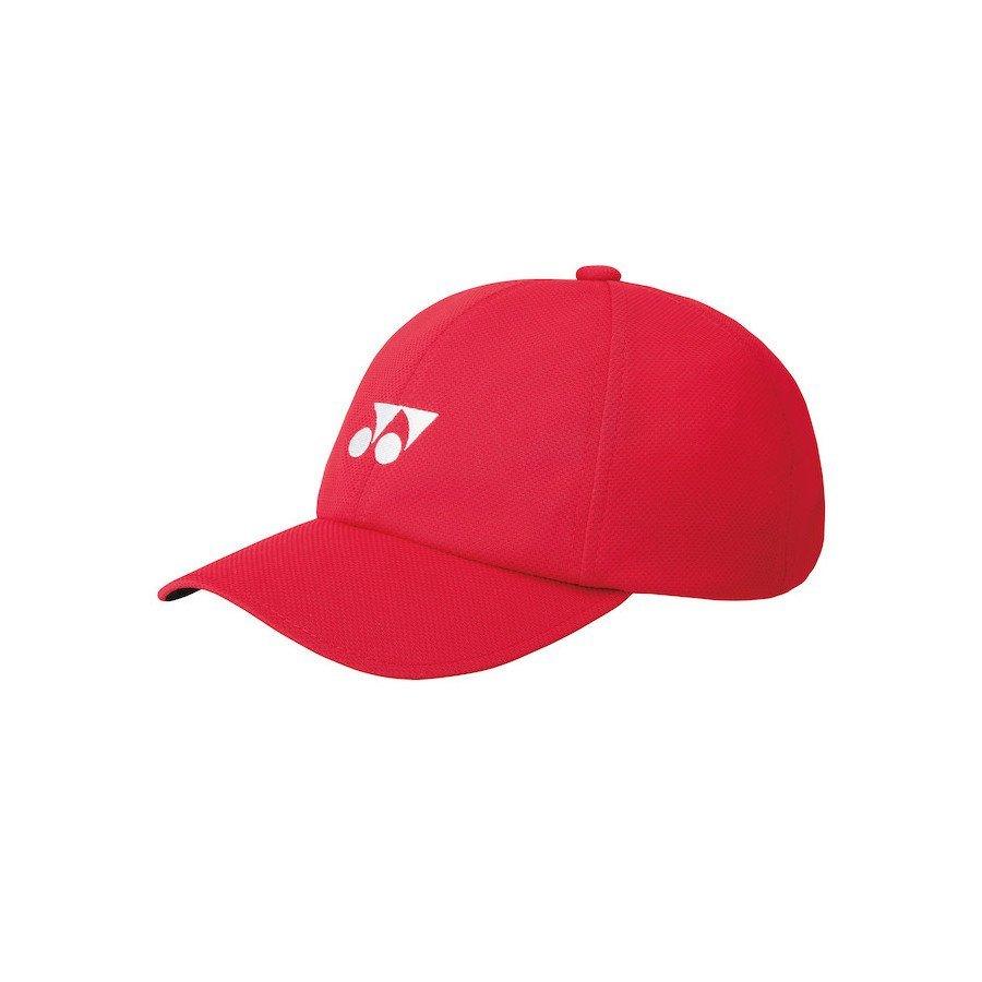 Yonex Tennis Accessories – Tennis Hat (flash red)