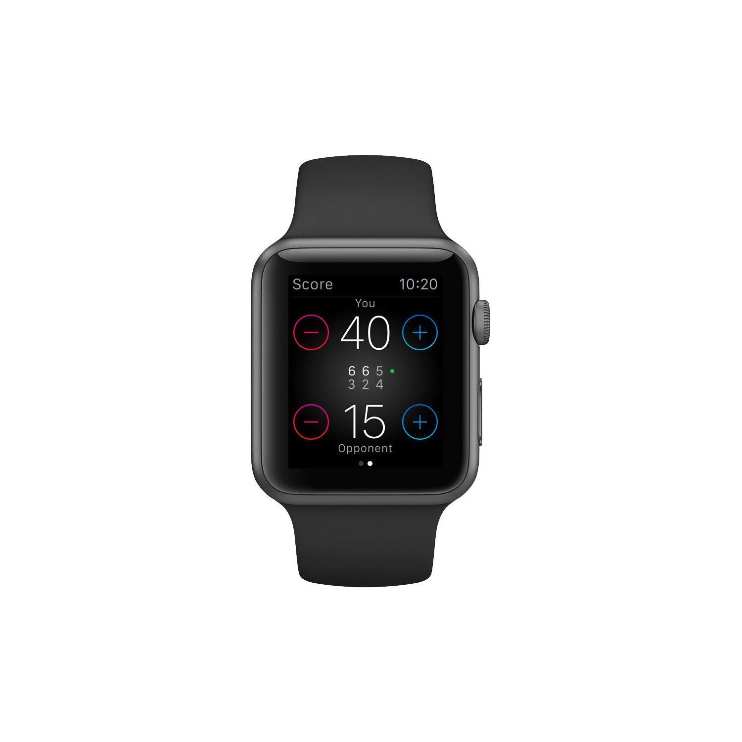 Apple Tennis Watch (TENNIS GIFTS)