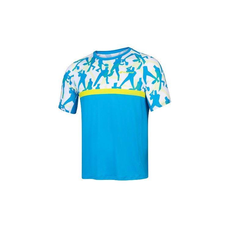 Babolat Men's Compete Crew Neck Tennis T-Shirt