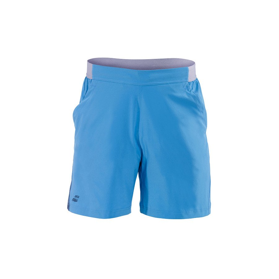 Babolat Men's Perfo 7 Tennis Short (blue)