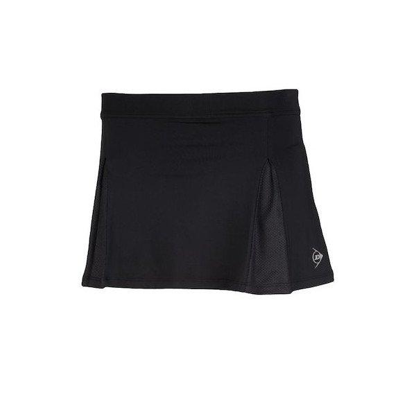 Dunlop CLUB LINE Tennis Skirt (Black)