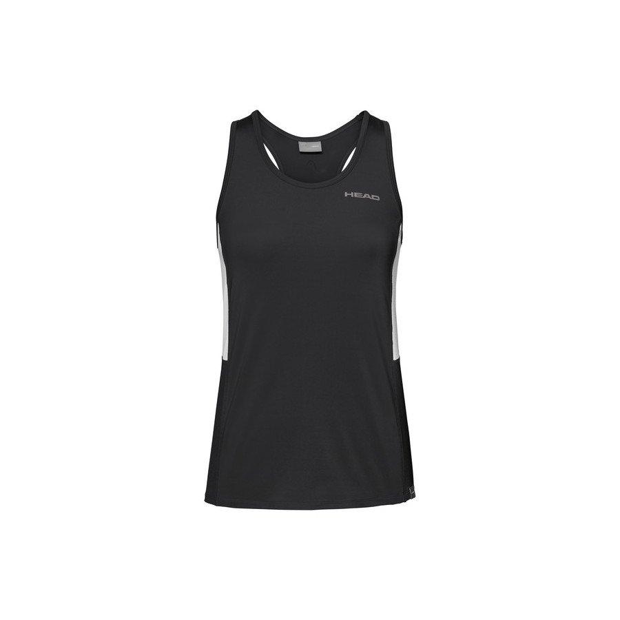 Head CLUB Tank Top Tennis Dress (black)