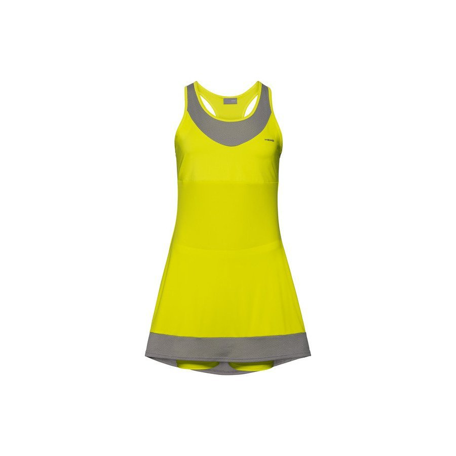Head DEMI Tennis Dress (yellow)