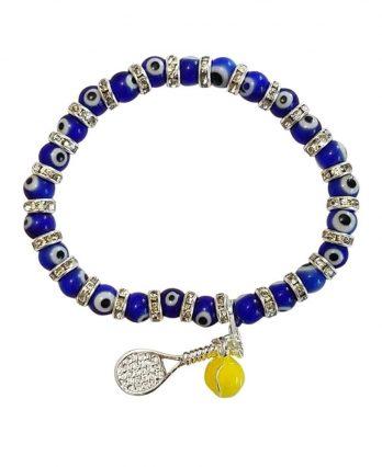 Karma Tennis Bracelet