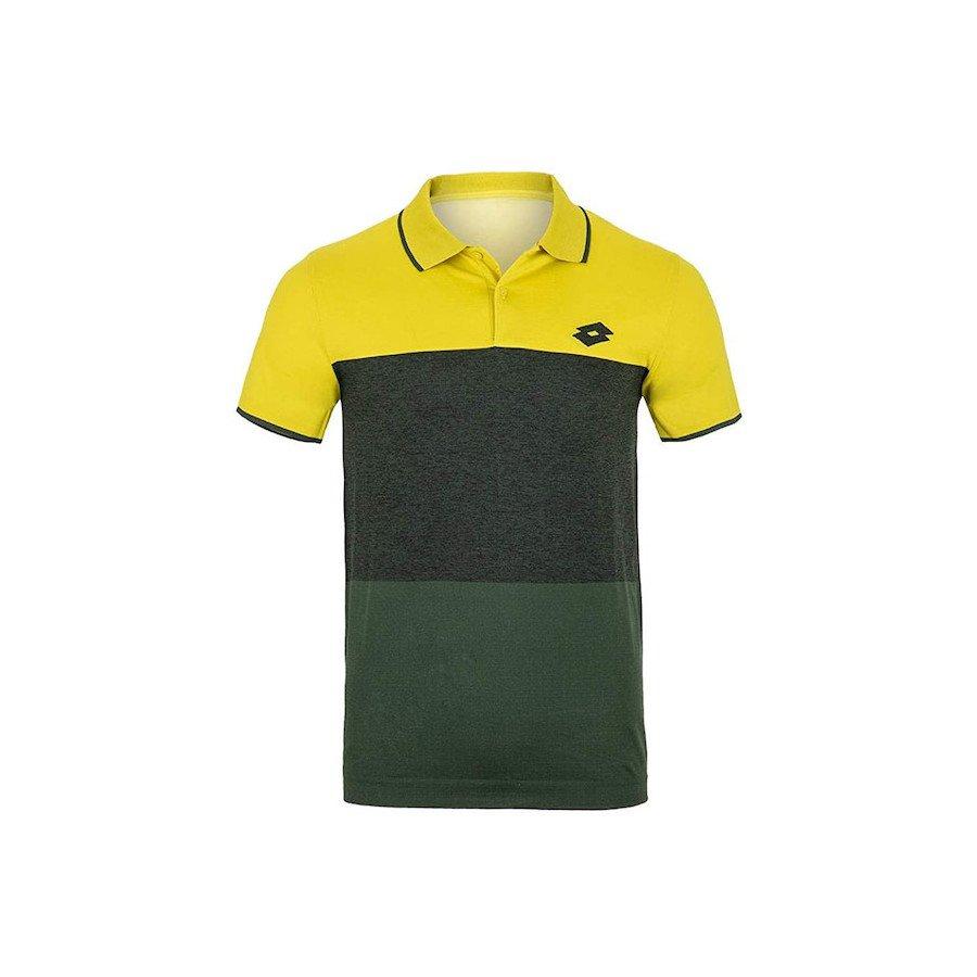 Lotto Men's Top Ten Tech Polo Tennis Shirt