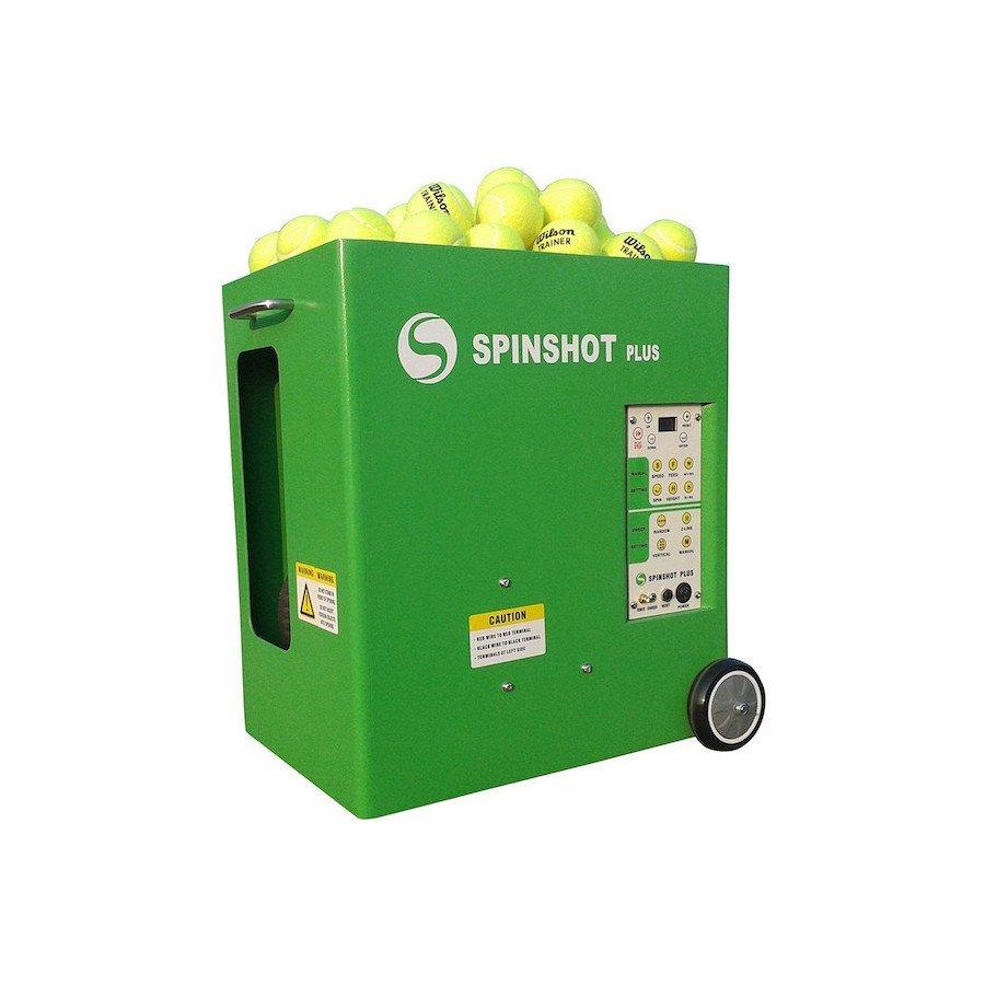 Tennis Ball Machine – Spinshot Plus
