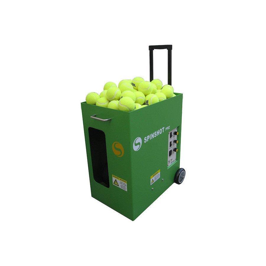 Tennis Ball Machine – Spinshot Pro