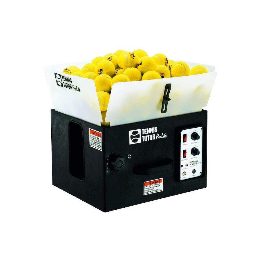 Tennis Ball Machine – Tennis Tutor Prolite