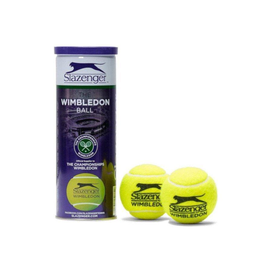 Tennis Balls – Slazenger Wimbledon (3 balls)