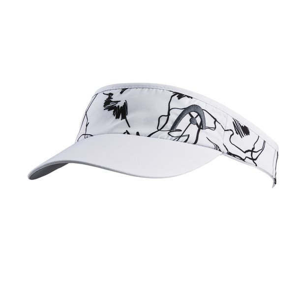 Tennis Hat – Head Pro Player Women's Tennis Visor (Waterlilly)
