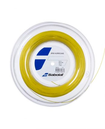 Tennis Strings – Babolat RPM Hurricane 200M