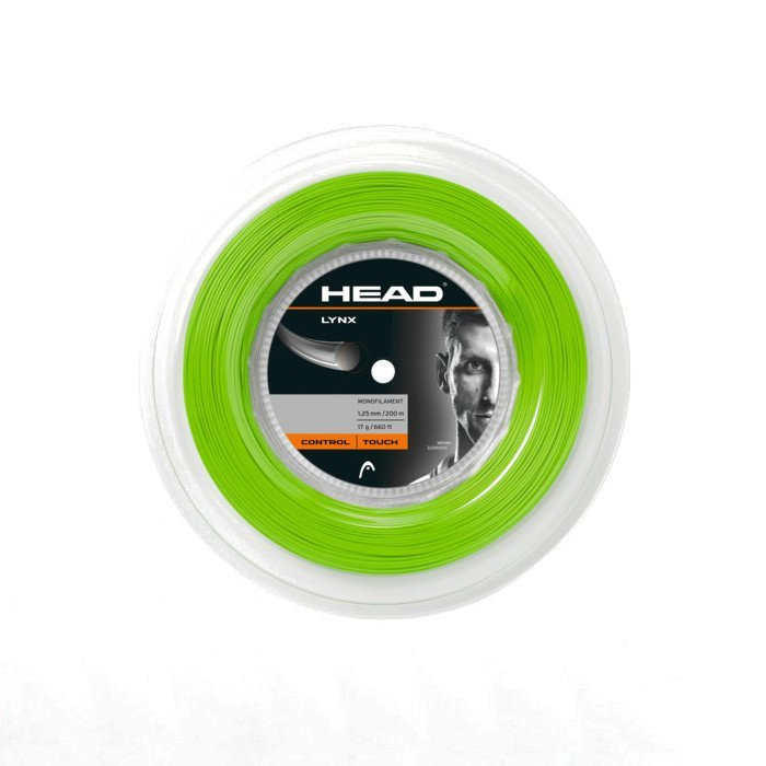 Tennis Strings – Head LYNX REEL 200M