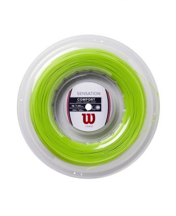 Tennis Strings – Wilson Sensation Tennis String - Reel