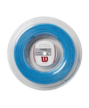 Tennis Strings – Wilson Synthetic Gut Power Tennis String - Reel
