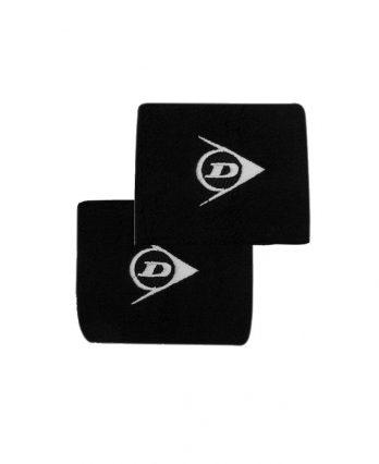 Tennis Wristbands – Dunlop (black)