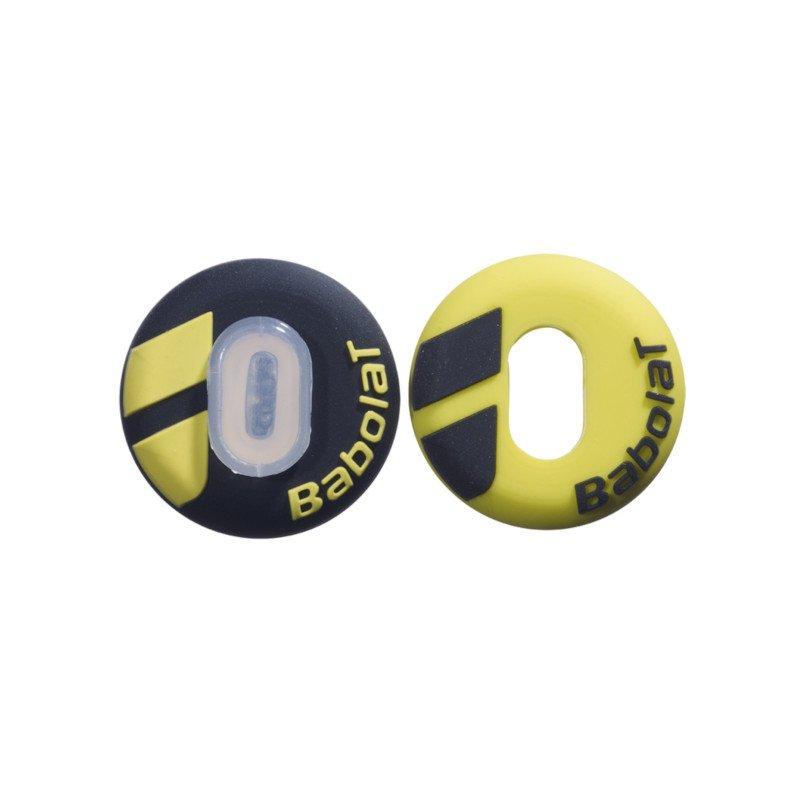 Vibration Dampeners – Babolat Custom Tennis Dampeners (black & yellow)