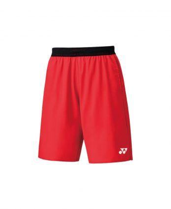 Yonex Men's Tennis Short (flash red)