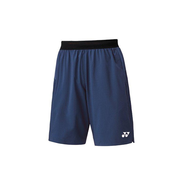 Yonex Men's Tournament Tennis Short (Indigo blue)