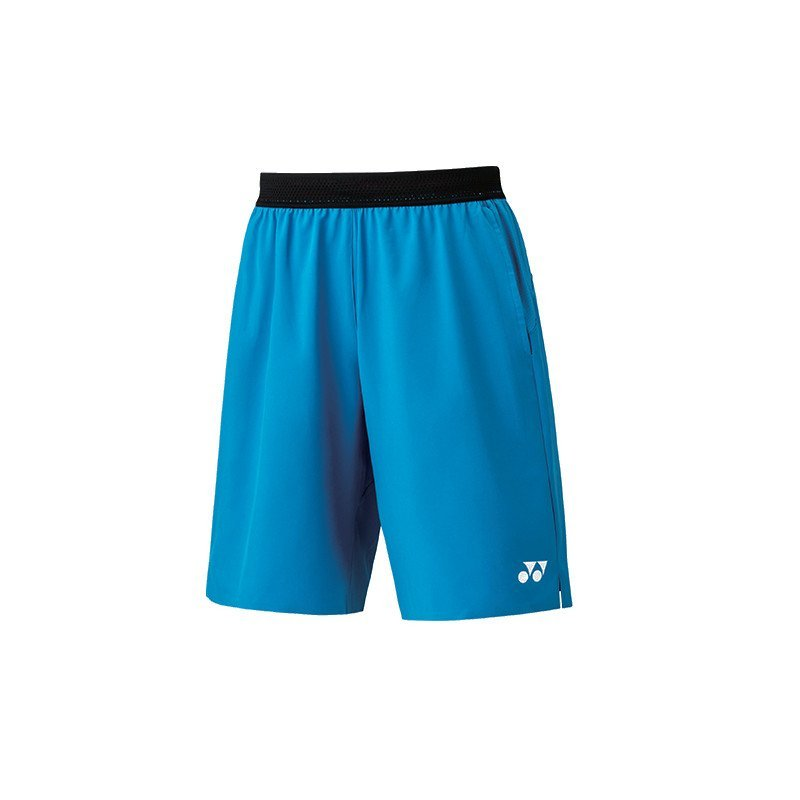 Yonex Men's Tournament Tennis Short (sea blue)